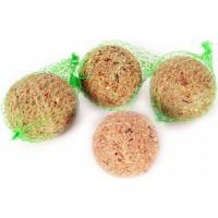 Lots de boules de graisse pour oiseaux de la nature (3)