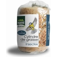 Cylindre de graisse Insectes pour oiseaux du ciel (1)