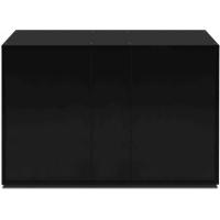 Fusion Aquarium Cabinet - Black (6)
