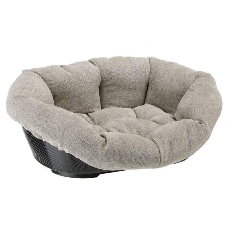 ensemble coussin et corbeille plastique sofa prestige panier et corbeille. Black Bedroom Furniture Sets. Home Design Ideas