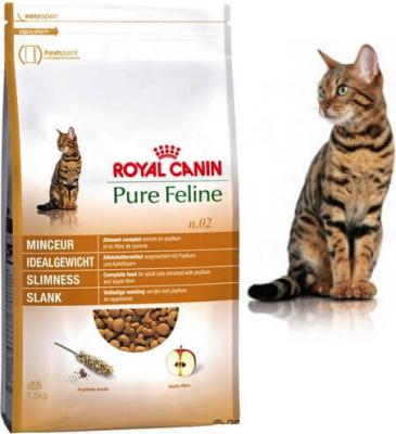 ROYAL CANIN Pure Féline Slimness - Para el control del peso -