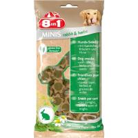 Friandises 8en1 au Lapin & Herbes pour Chien adulte