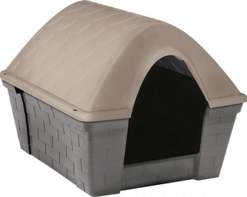 niche casa felice pour chien. Black Bedroom Furniture Sets. Home Design Ideas
