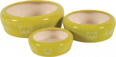 Comedero de cerámica para roedores - Varios tamaños