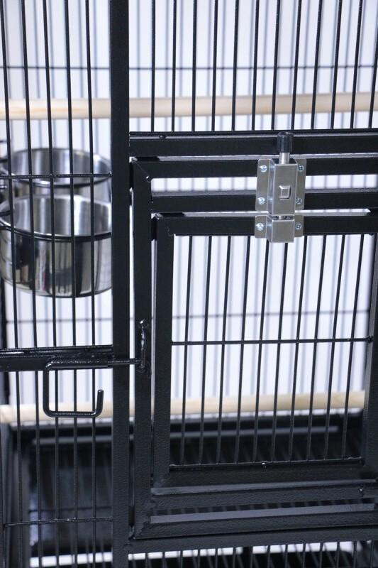 cage zolia calopsitte pour petit perroquet ou grande perruche cage perroquet. Black Bedroom Furniture Sets. Home Design Ideas
