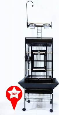 COCKATIEL Cage for small parrots and large parakeets