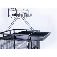 Cage ZOLIA CALOPSITTE pour perruche - 190cm (4)