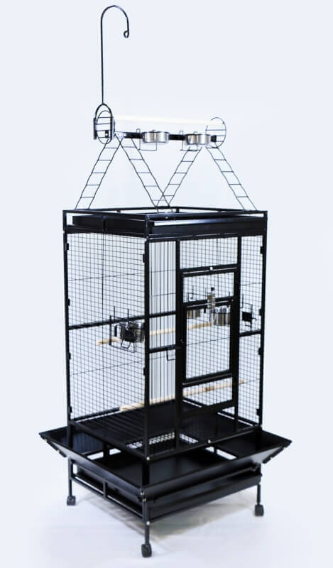 YOUYOU Cage for Medium Sized Parrots and Large Parakeets_1