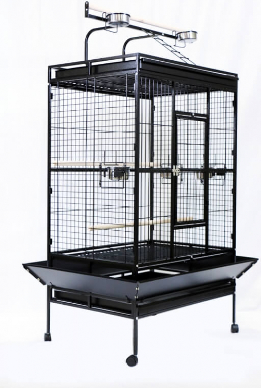 Cage ZOLIA JACO pour perroquet - 164cm