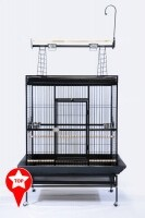 Cage ZOLIA CACATOES pour grand perroquet