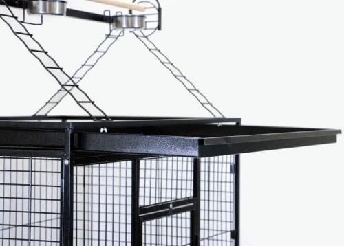 Cage ZOLIA ARA pour grand perroquet _1