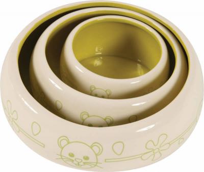 Comedero de cerámica anti salpicaduras - Varias tallas