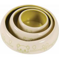 Ecuelle céramique anti-rejet - plusieurs tailles