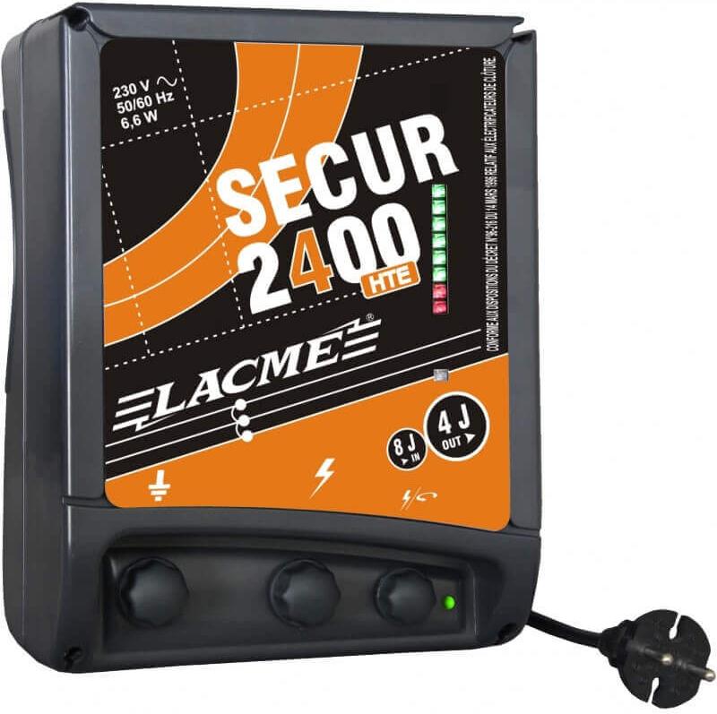 Electrificateur sur secteur SECUR 2200 HTE