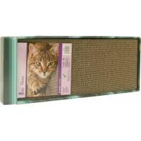 Griffoir Banc/Jeux avec herbe à chat  48 x 20 x 26 cm  (3)