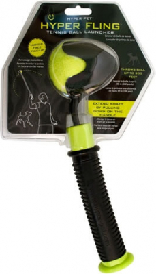 Tennisball Launcher HYPER FLING