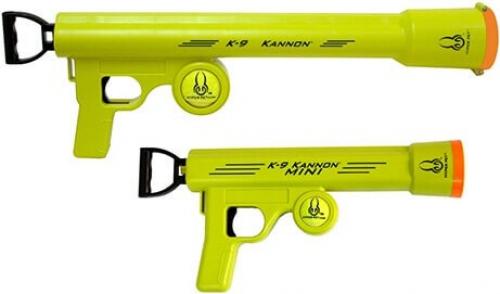 Pistola lanza pelotas K-9 Kannon