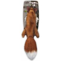 Peluche renard sonore pour chien