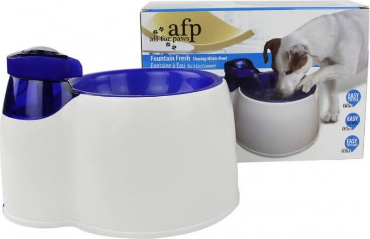 Fontaine à eau pour petits chiens et chat 3L