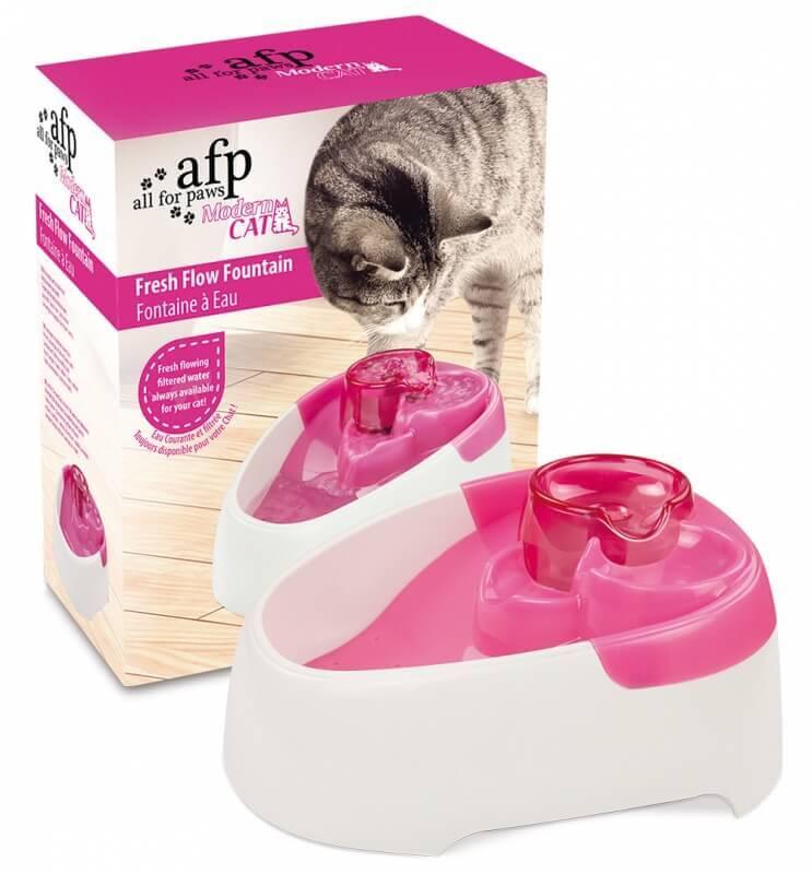 Fuente de agua para gato  _0