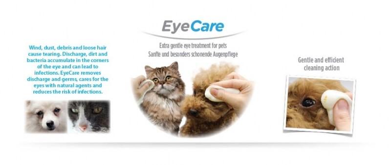 Eye care soin des yeux chien et chat soin des yeux - Produit pour empecher les chiens d uriner ...
