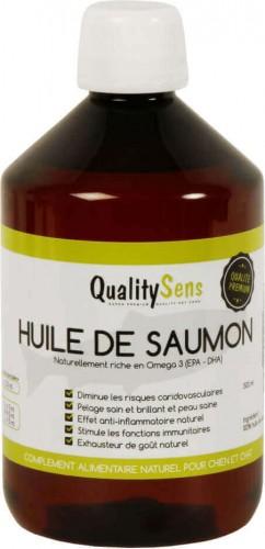 Aceite de salmón premium QUALITY SENS        _3