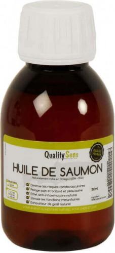 Aceite de salmón premium QUALITY SENS        _4