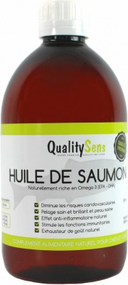 QUALITY SENS Premium Salmon Oil