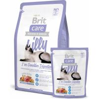 Brit Care Cat Lilly I've Sensitive Digestion Sans Céréales Agneau & Saumon pour Chat Sensible