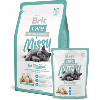 Brit Care Cat Missy for Sterilised au Poulet pour chat Stérilisé