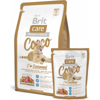 Brit Care Cat Cocco I'm Gourmand Canard & Saumon pour Chat Exigeant