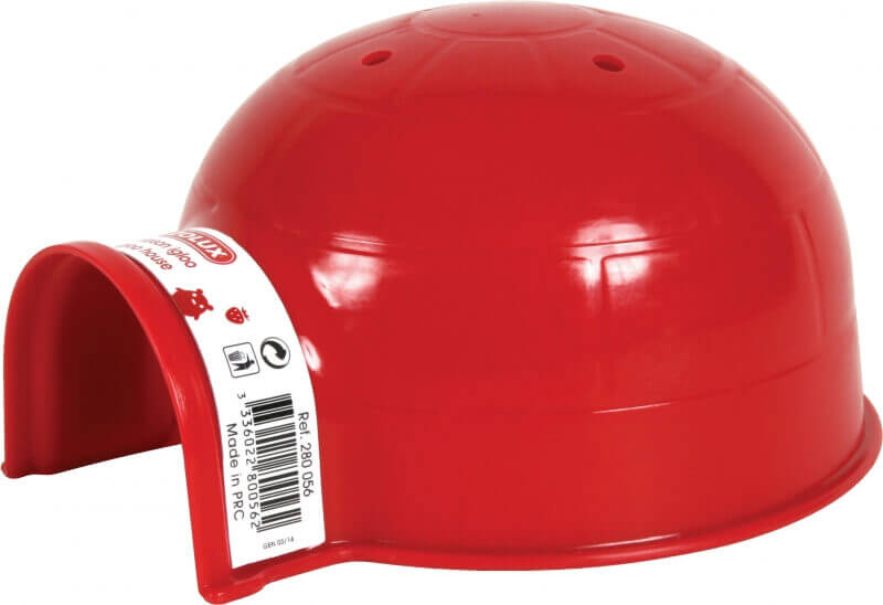 Igloo plastique rongeur rouge maison pour rongeur for Izigloo avis
