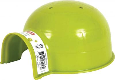 Igloo plastique rongeur vert