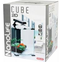 Aquarium Nanolife CUBE noir