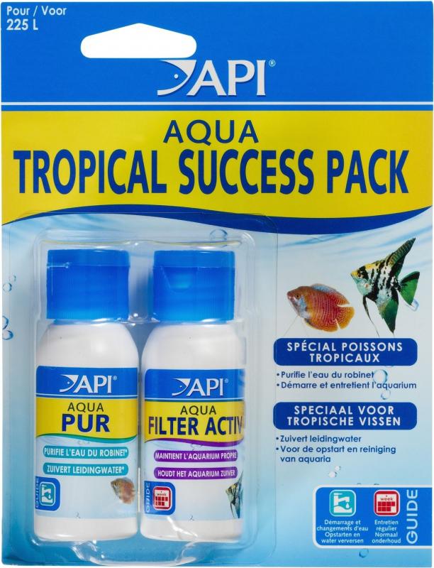 Aqua tropical succes pack purifie l'eau du robinet