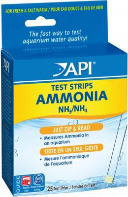 Ammoniak Teststreifenhotel