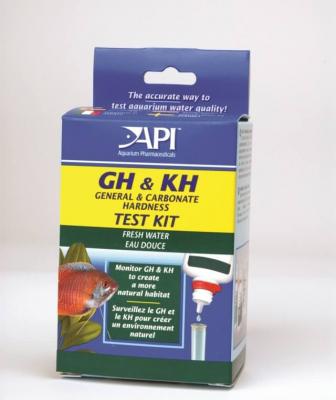 Api General and Carbonate Hardness Test Kit