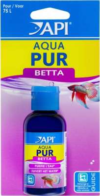 Aqua pur Betta conditionneur pour Betta