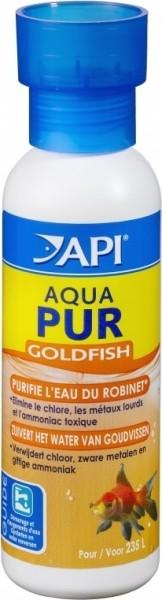 Aqua pur poisson rouge