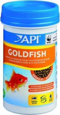 Api granulés pour poissons rouges