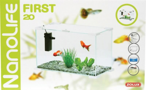 Aquarium Nanolife FIRST blanc_1