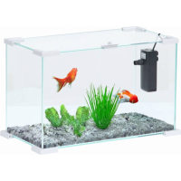 Aquarium Nanolife FIRST blanco