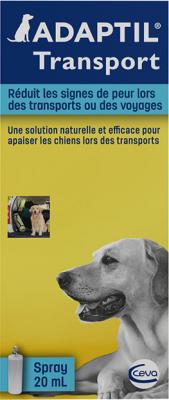 Adaptil Transport Spray antistress voor honden