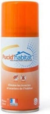Pucid'Habitat Parasite Treatment for the Home