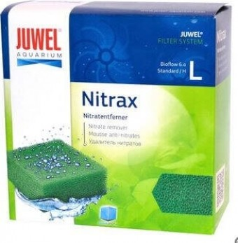 Mousse anti nitrate NITRAX pour filtre Juwel