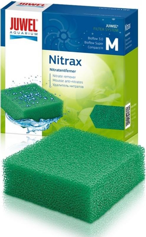 Esponja antinitrato NITRAX para filtro Juwel