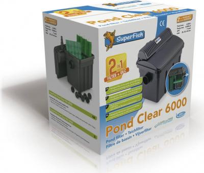 Filtres Superfish PondClear 6000 avec UV