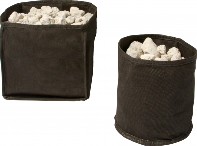 Macetero flexible 4 modelos
