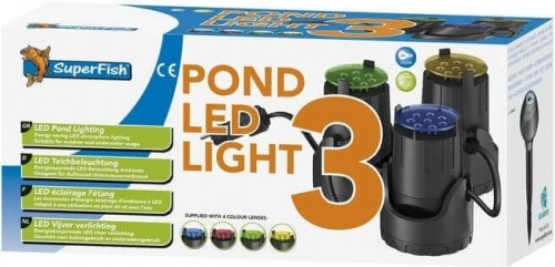 accesorios para estanque iluminaci n led 1x iluminaci n