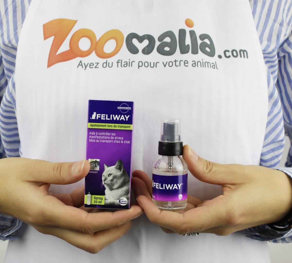 FELIWAY Spray aux phéromones 20ml et 60ml_3